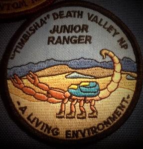 Junior Ranger Patch