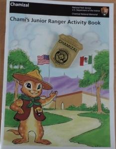 Booklet & Enhanced Badge